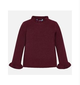 Mariam Tricot Mock Sweater