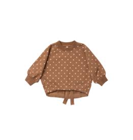 Celestial Cinched Sweatshirt