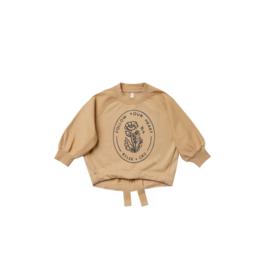 Follow Your Heart Cinched Sweatshirt