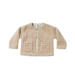 Reversible Teddy Jacket