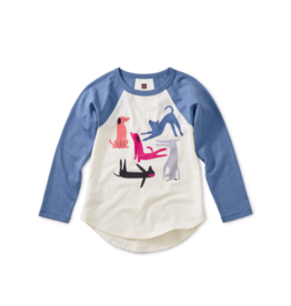Yoga Dogs Graphic Tee