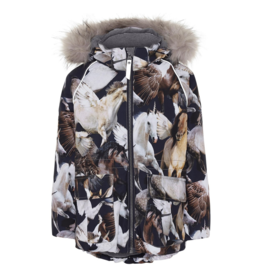 Cathy Fur Coat
