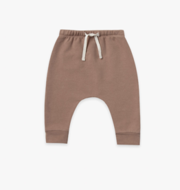 Clay Drawstring Waist Sweatpants