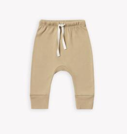 Honey Drawstring Waist Pants