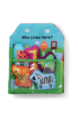 Who Lives Here? Cloth Book
