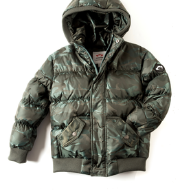 Appaman puffycoat  Q5PC jungle camo