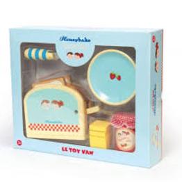 Le Toy Van Toaster Set