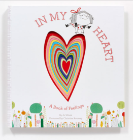 In My Heart: A Book of Feelings by Jo Witek