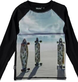 VAULT CLOTHES-Boy Neptune Long Swim Top