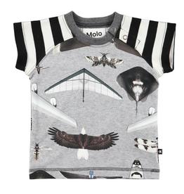 VAULT CLOTHES-Baby Boy Egon Top