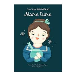 Marie Curie by Isabel Sanchez Vegara