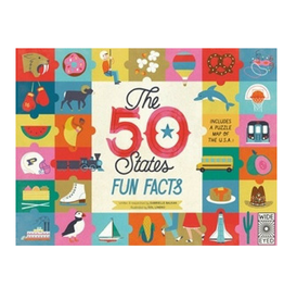 The 50 States Fun Facts by Gabrielle Balkan