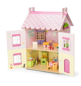 Le Toy Van My First Dreamhouse (w/furniture)