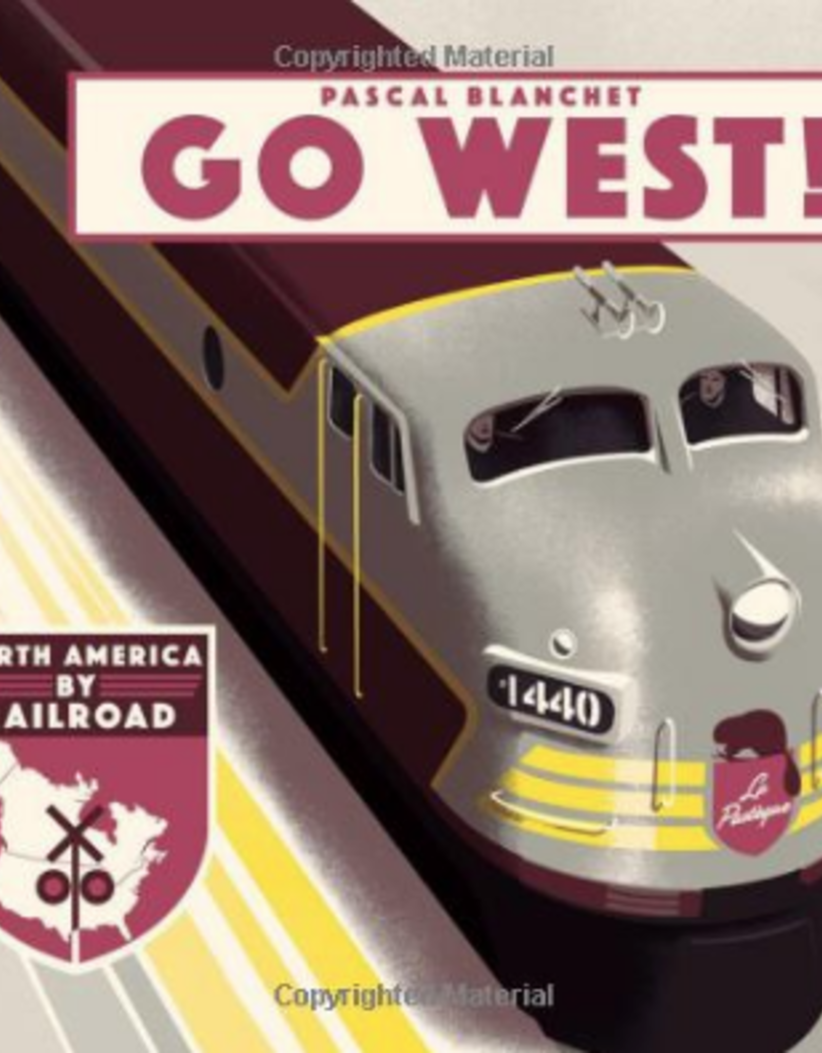 Go West! by Pascal Blanchet