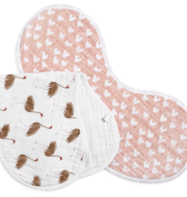 Flock Together Burpy Bibs 2 Pk