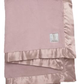 Little Giraffe Luxe Baby Blanket LXBKTDPK Dusty Pink OS