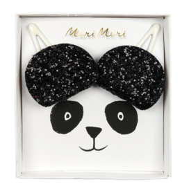 Panda Ear Hairclips