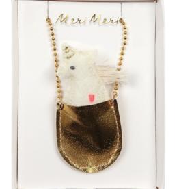 Unicorn Pocket Necklace