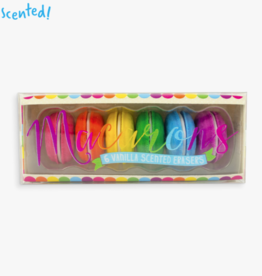 OOLY Macarons Scented Erasers 112-052