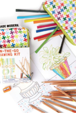 On the Go Drawing Kit