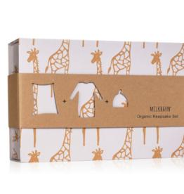 Keepsake Set in Yellow Giraffe