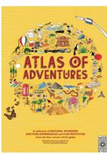 Atlas of Adventures By Rachel Williams