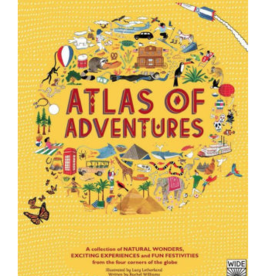 Atlas of Adventures By Rachel Williams
