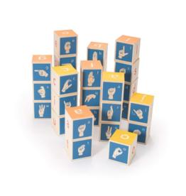 Sign Language Building Blocks