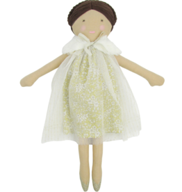Yellow Lori Doll