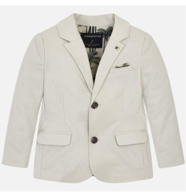 VAULT CLOTHES-Boy Magnus Tailored Linen Jacket