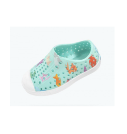 Jefferson Print Child Print Slip On Shoes