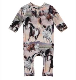 VAULT CLOTHES-Baby Girl Fiona Onesie