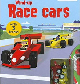 Wind-Up Race Cars by Sam Taplin