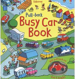 Busy Car Book by Fiona Watt