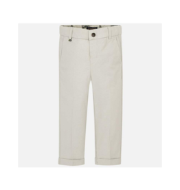 VAULT CLOTHES-Boy Mattias Tailored Linen Pants