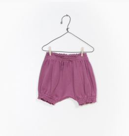 VAULT CLOTHES-Baby Girl Paulette Fleece Shorts
