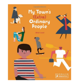 My Town's (Extra) Ordinary People by: Mikel Casal