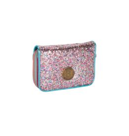 Milan Glitter Wallet