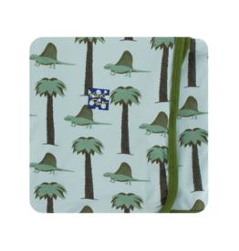 Swaddling Blanket Dimetrodon