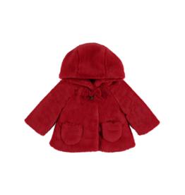 VAULT CLOTHES-Baby Girl Malia Fur Coat
