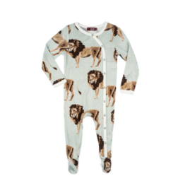 Lion Footed Romper