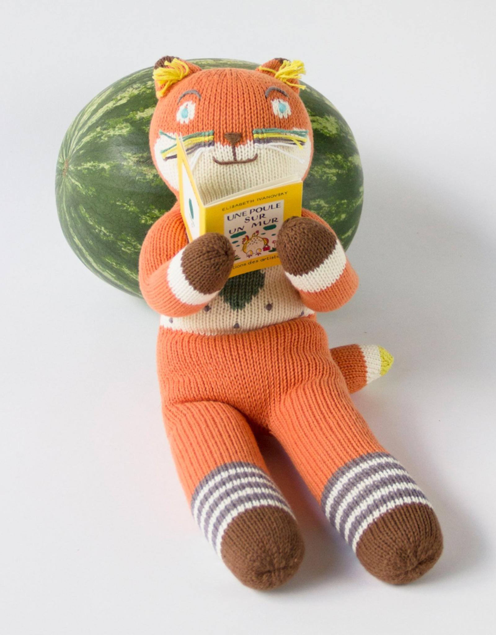 Socks the Fox