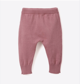 VAULT CLOTHES-Baby Girl Knit Pants