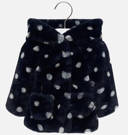 VAULT CLOTHES-Baby Girl Mixi Fur Coat