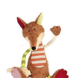 Patchwork Sweety Striped Fox