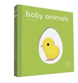 Baby Animals by Xavier Deneux