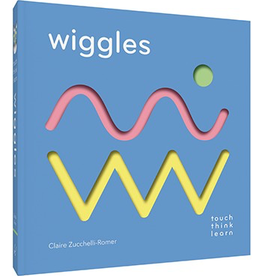 Wiggle by Claire Zucchelli-Romer