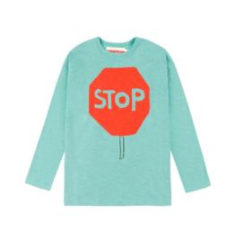 VAULT CLOTHES-Boy Stop and Go T-Shirt
