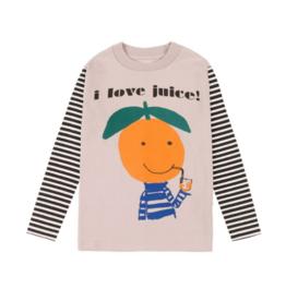 VAULT CLOTHES-Boy Orange T-Shirt