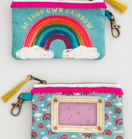 Be Your Own Rainbow ID Pouch
